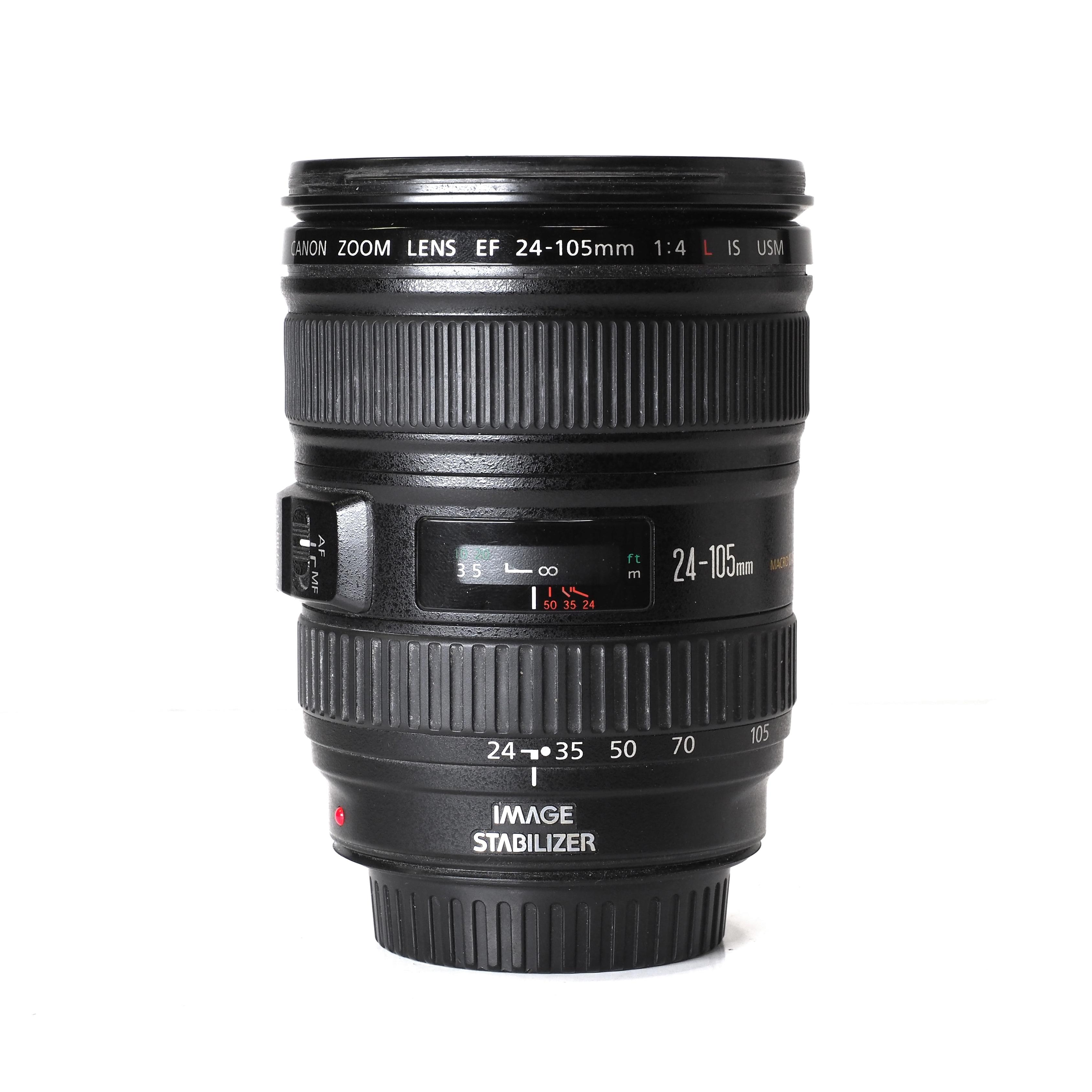 Canon EF 24-105mm f/4,0L IS USM - BEGAGNAT