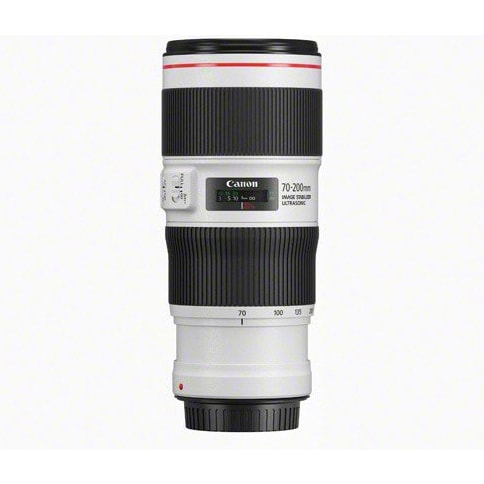 Canon EF 70-200mm f/4,0L IS II USM