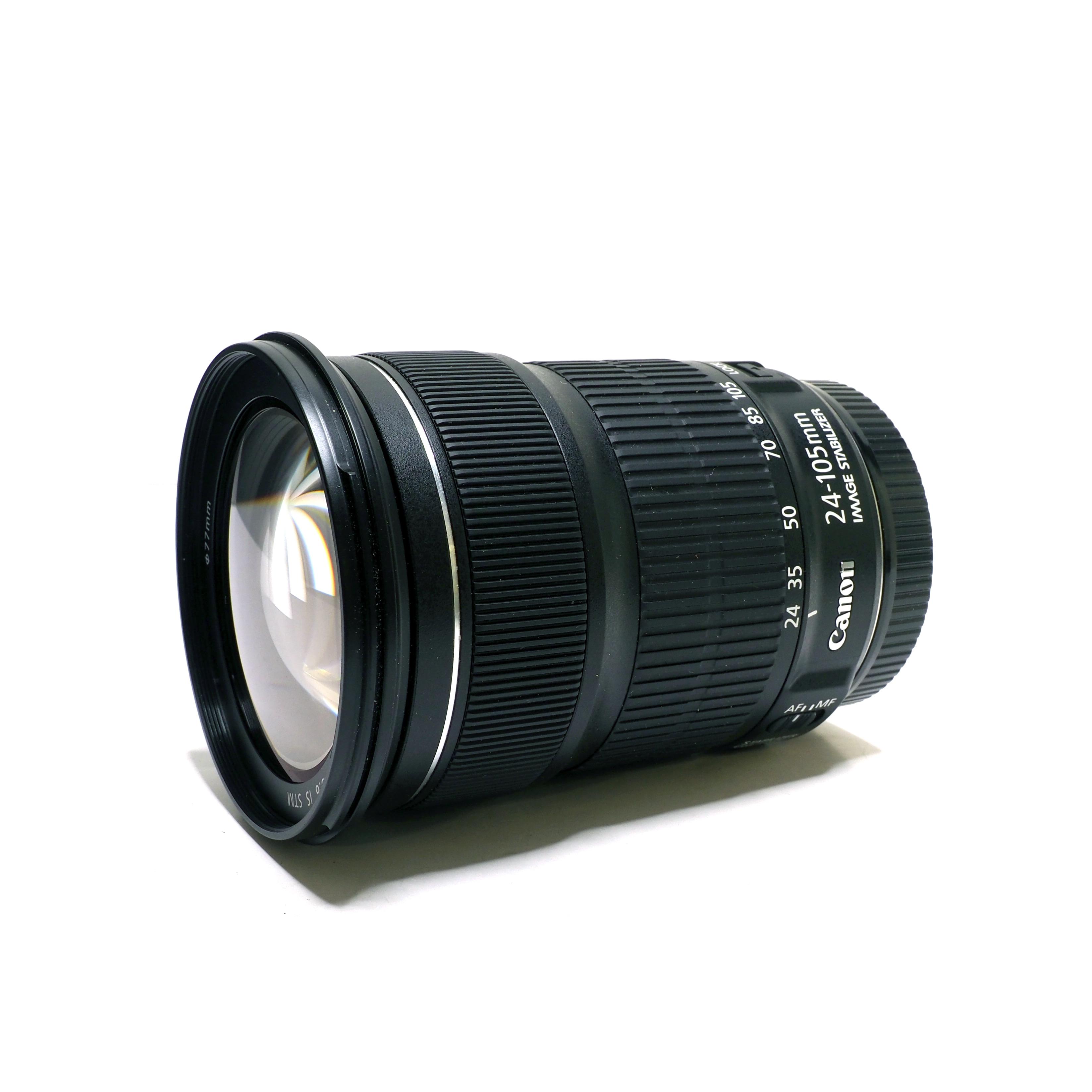 Canon EF 24-105mm f/3.5-5.6 IS STM - BEGAGNAT