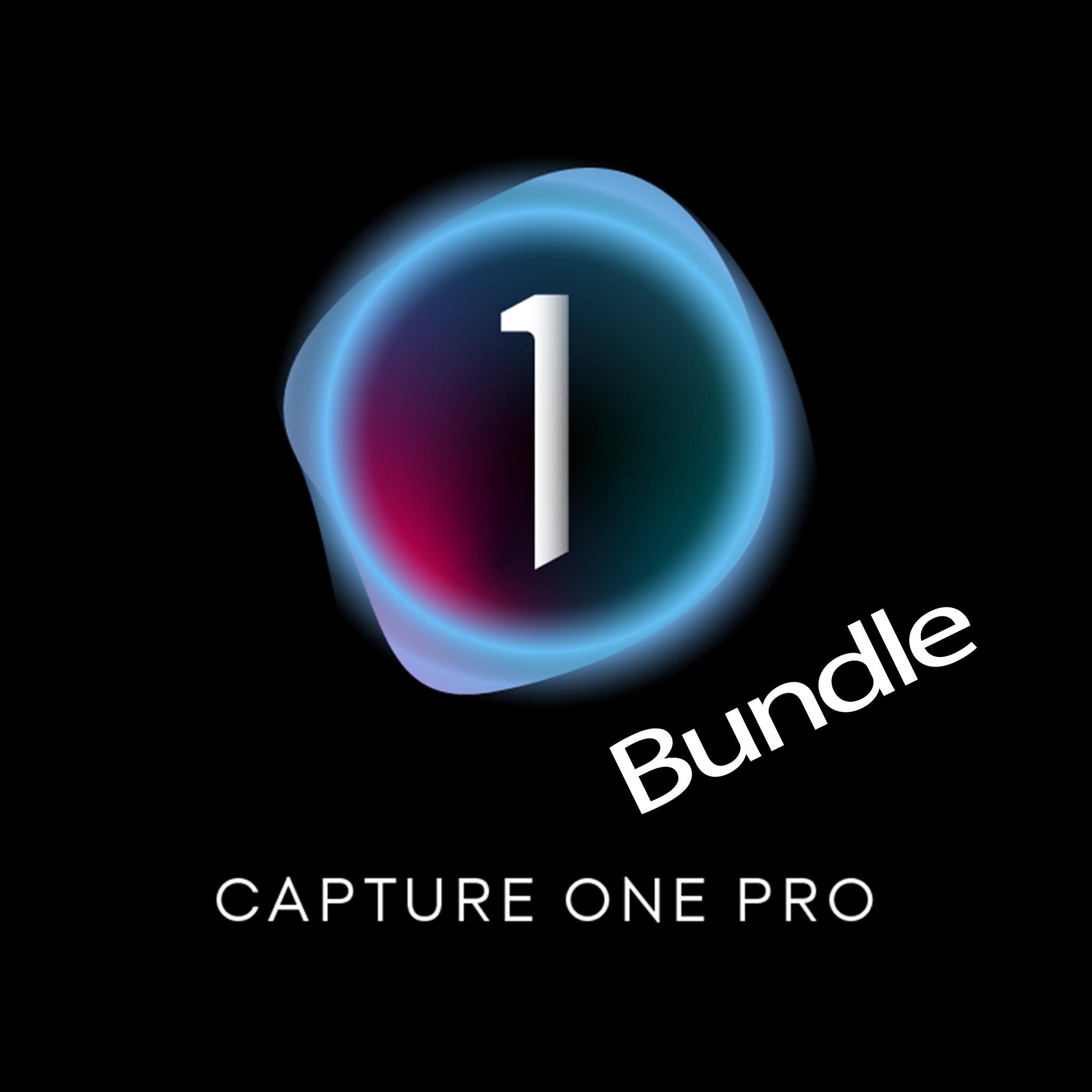 Capture One Pro 21 Bundlings Licens Kort