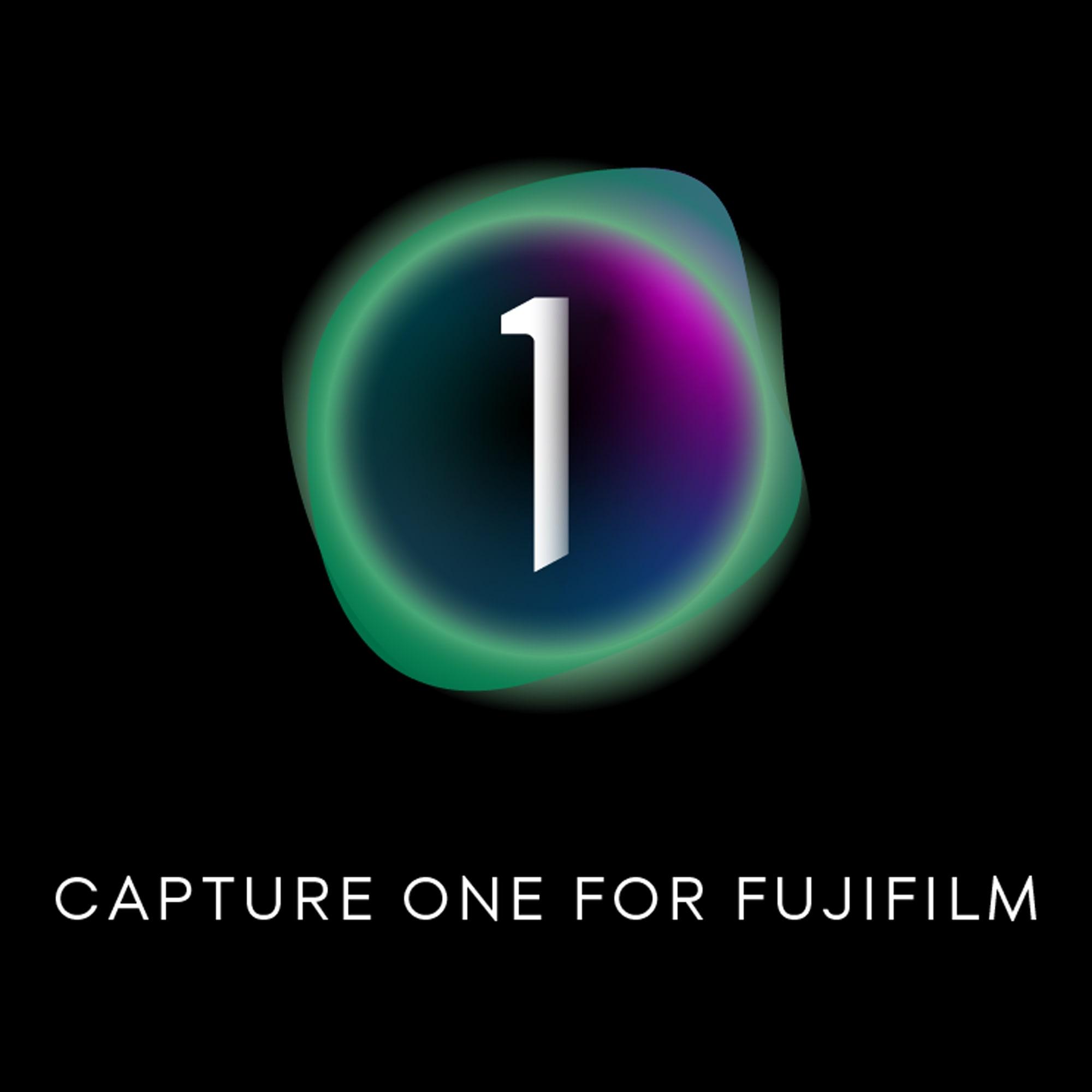 Capture One Pro 20 Till Fujifilm