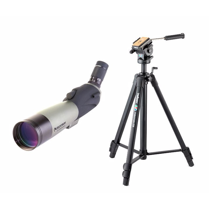 Celestron Kit Ultima 20-60x80