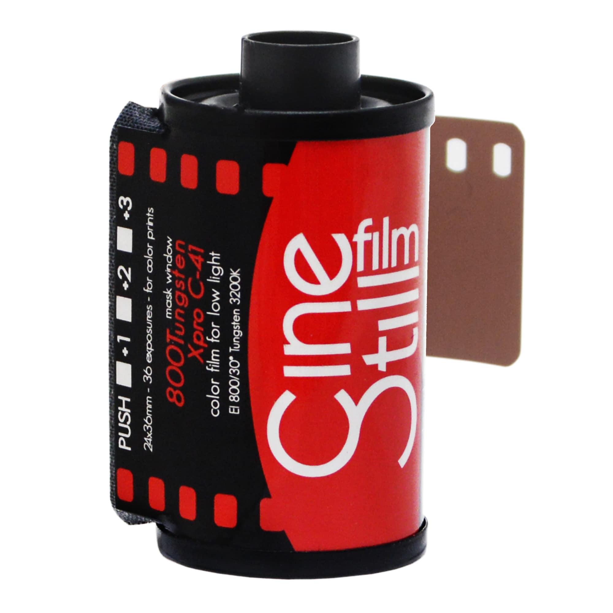 CineStill Xpro C-41 800 Tungsten 135/36