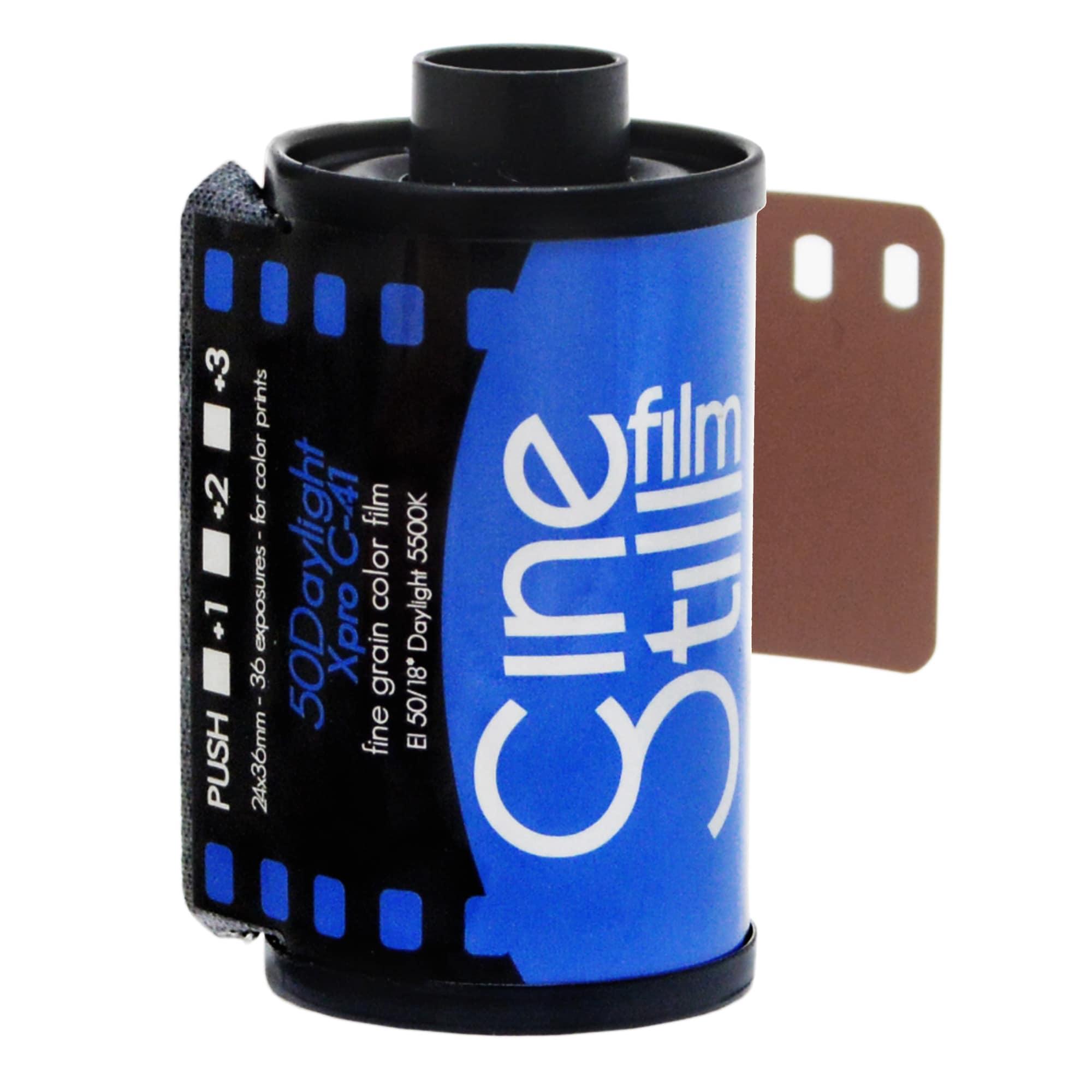 CineStill Xpro 50 Daylight C-41 135/36