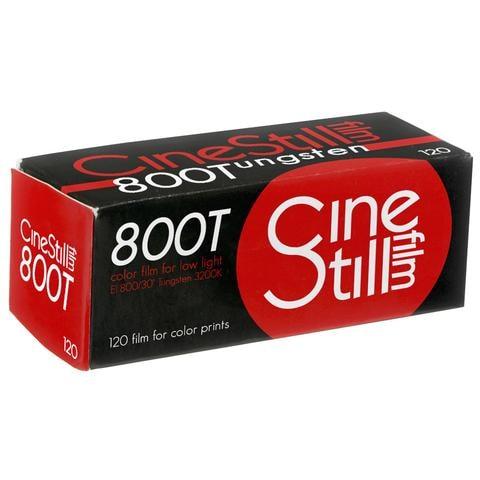 CineStill Xpro C-41 800 Tungsten 120