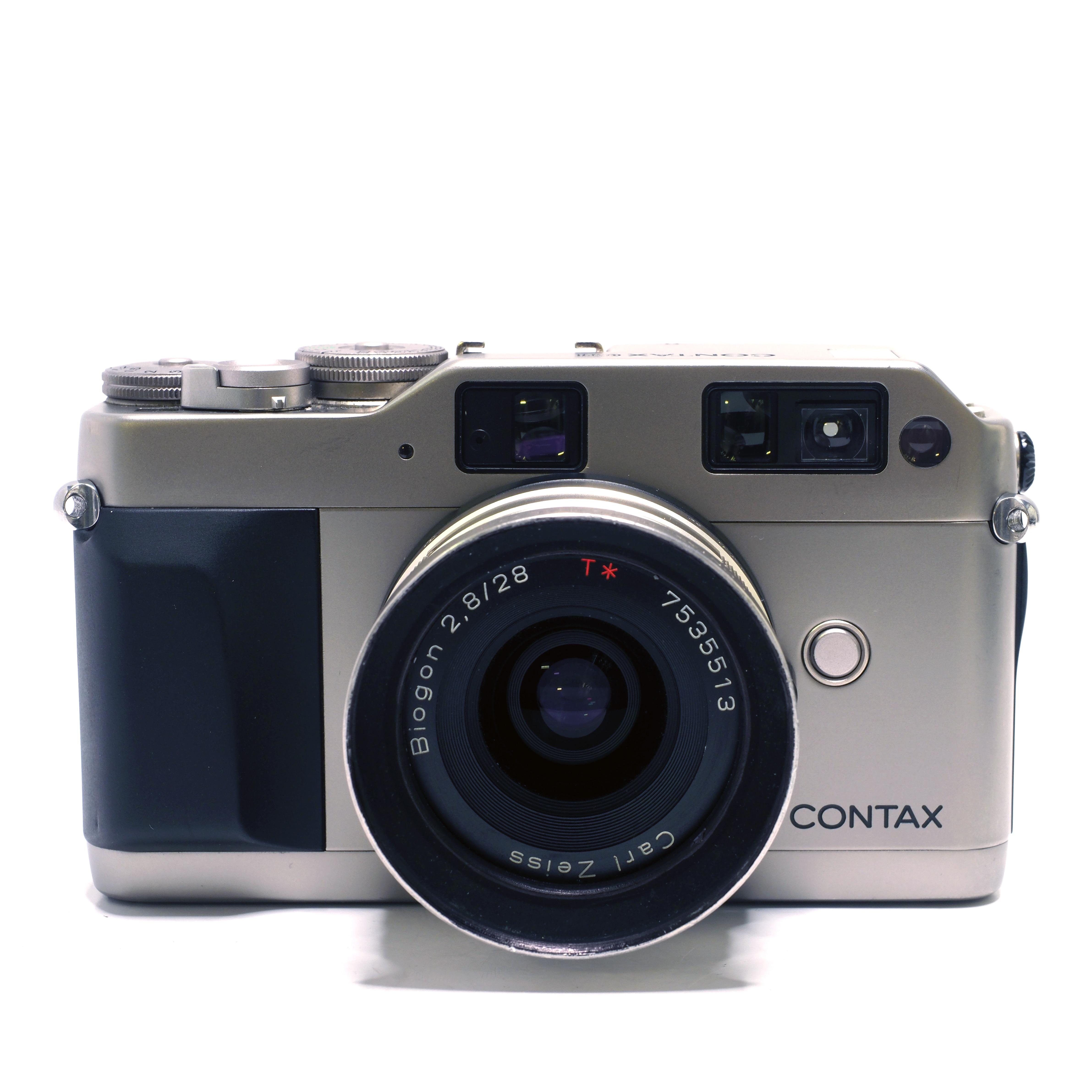 Contax G1 + Zeiss 28mm f/2,8 - BEGAGNAT