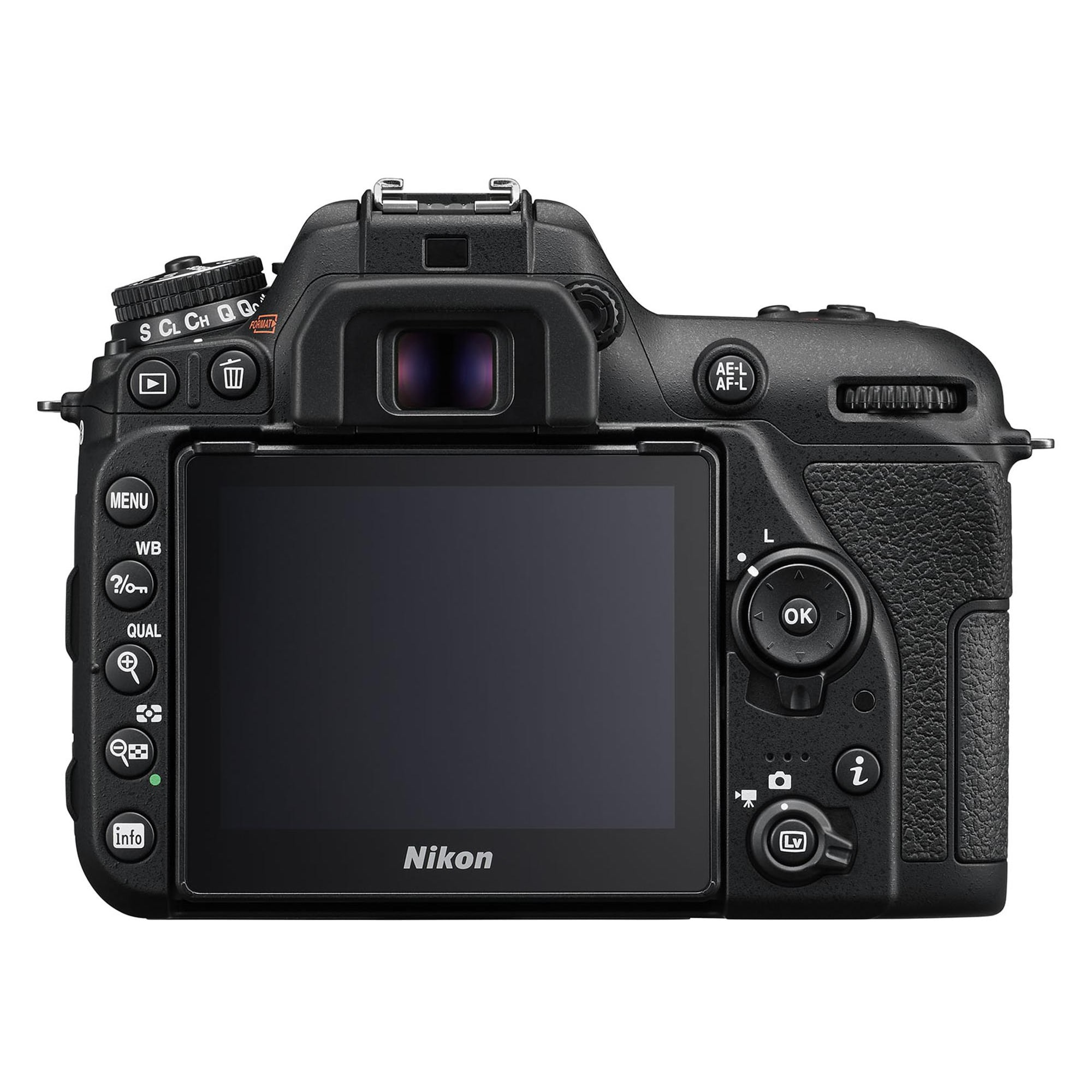 Nikon D7500 + 18-300 VR