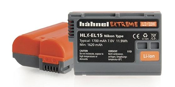 Hähnel Batteri extreme Nikon HLX-EL15