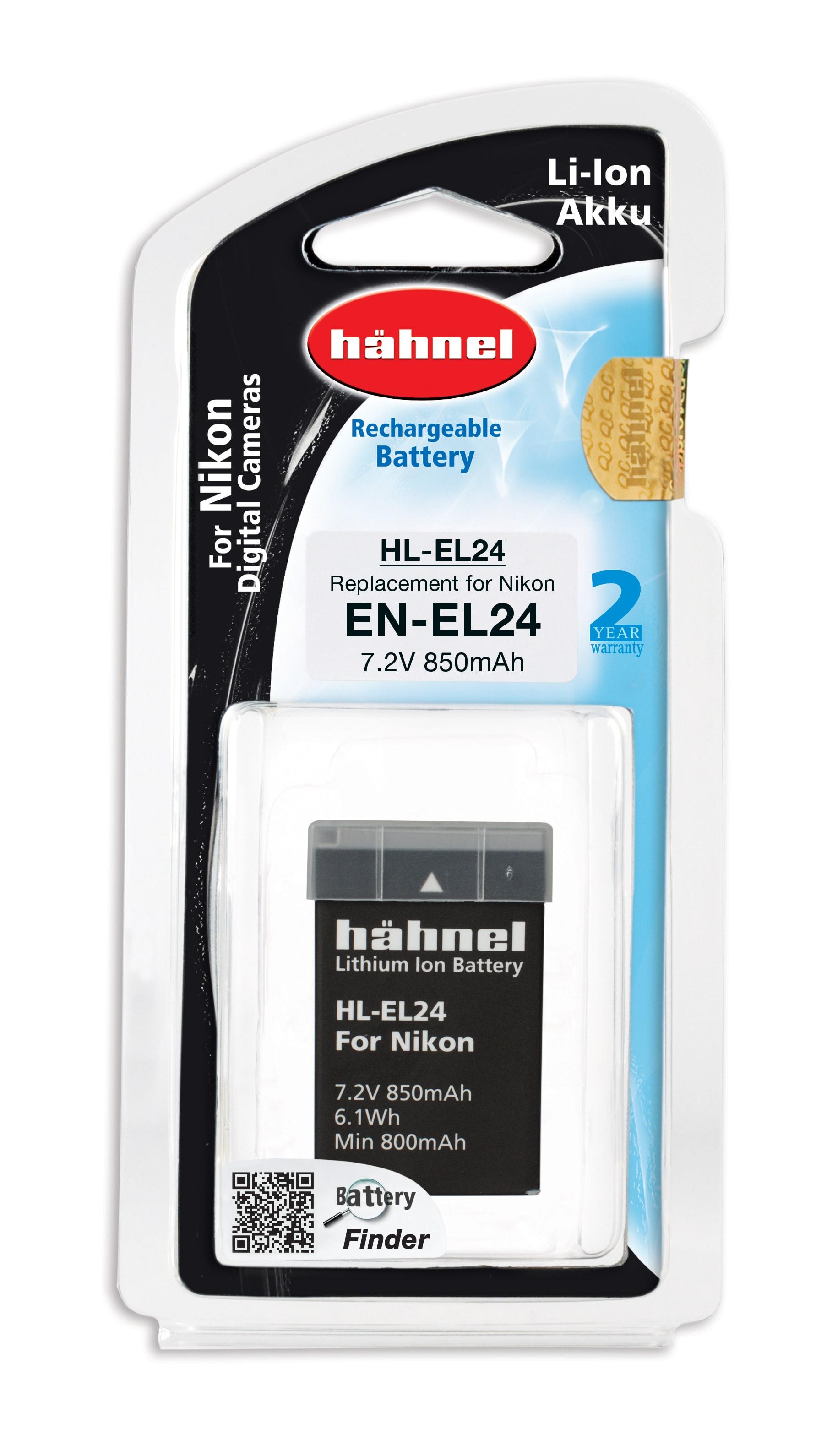 Hähnel BATTERY NIKON HL-EL24