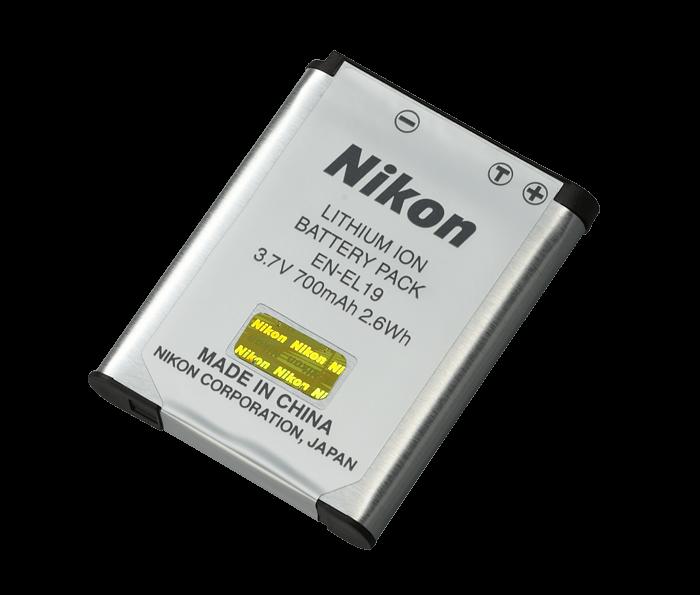 Nikon EN-EL19 Li-jon batteri