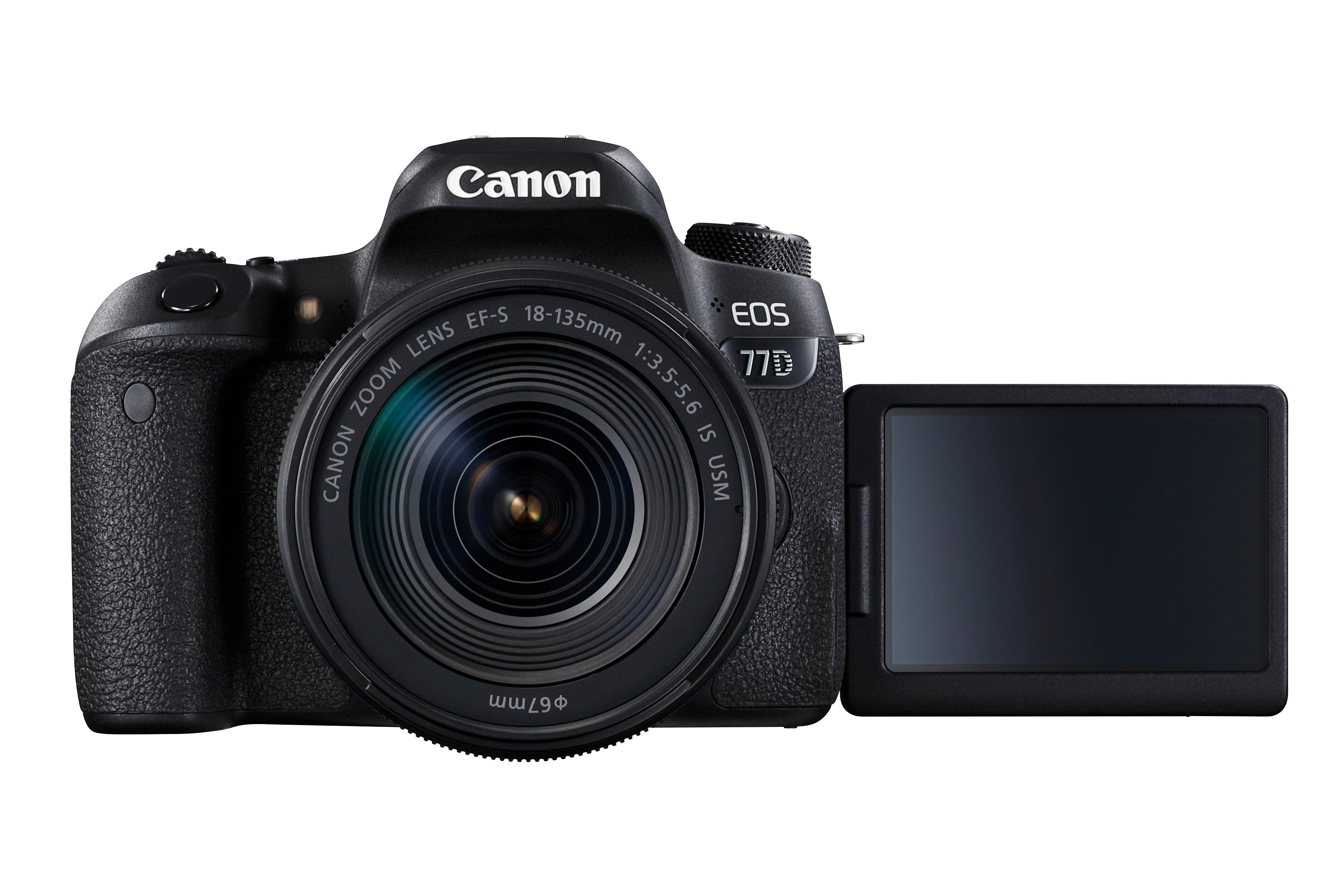 Canon EOS 77D - Hus