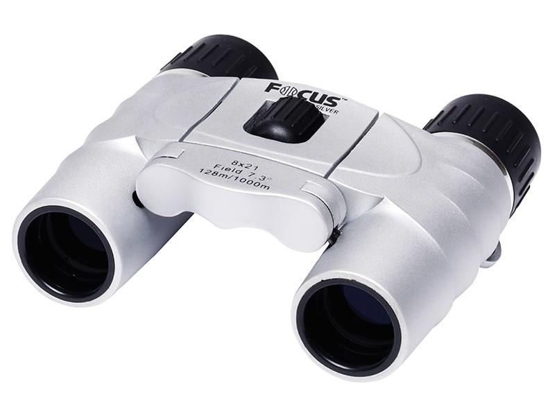 Focus 8X21 Silver