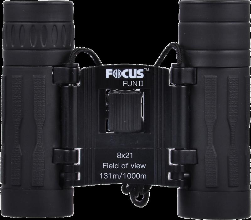 Focus Fun II 8x21