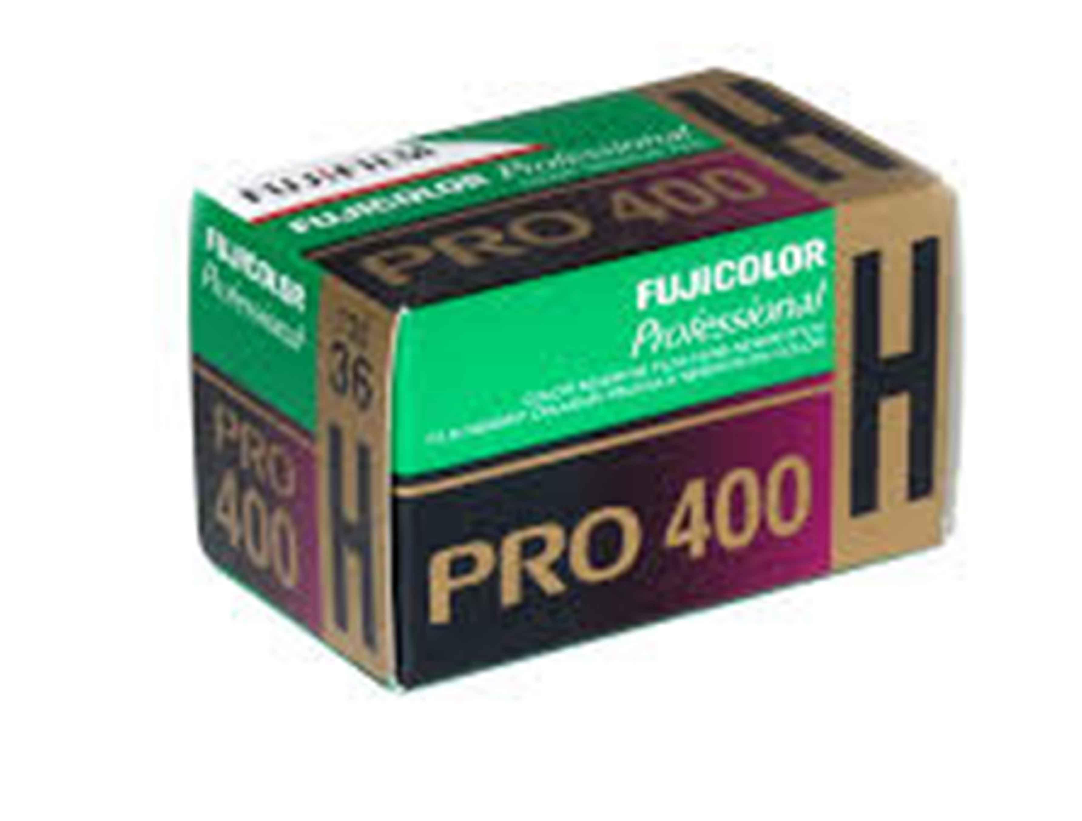 Fujifilm Pro 400H 135/36