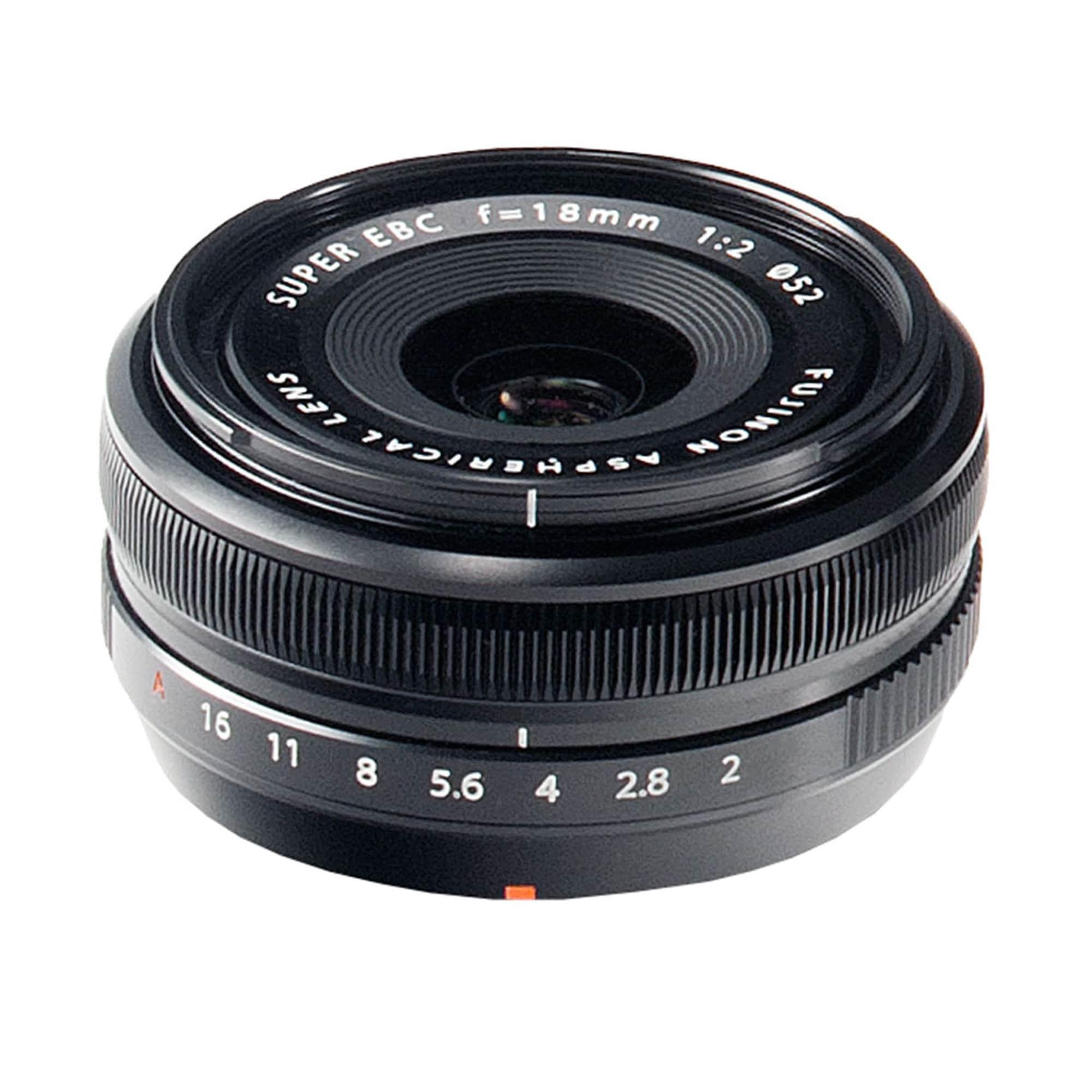 Fujifilm Fujinon 18mm f/2,0 - DEMO EX