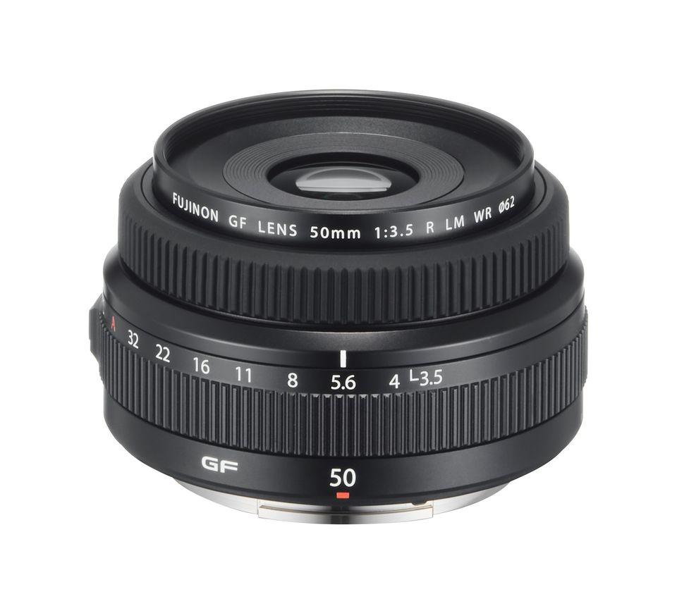 Fujifilm GF 50mm F/3,5 R LM WR