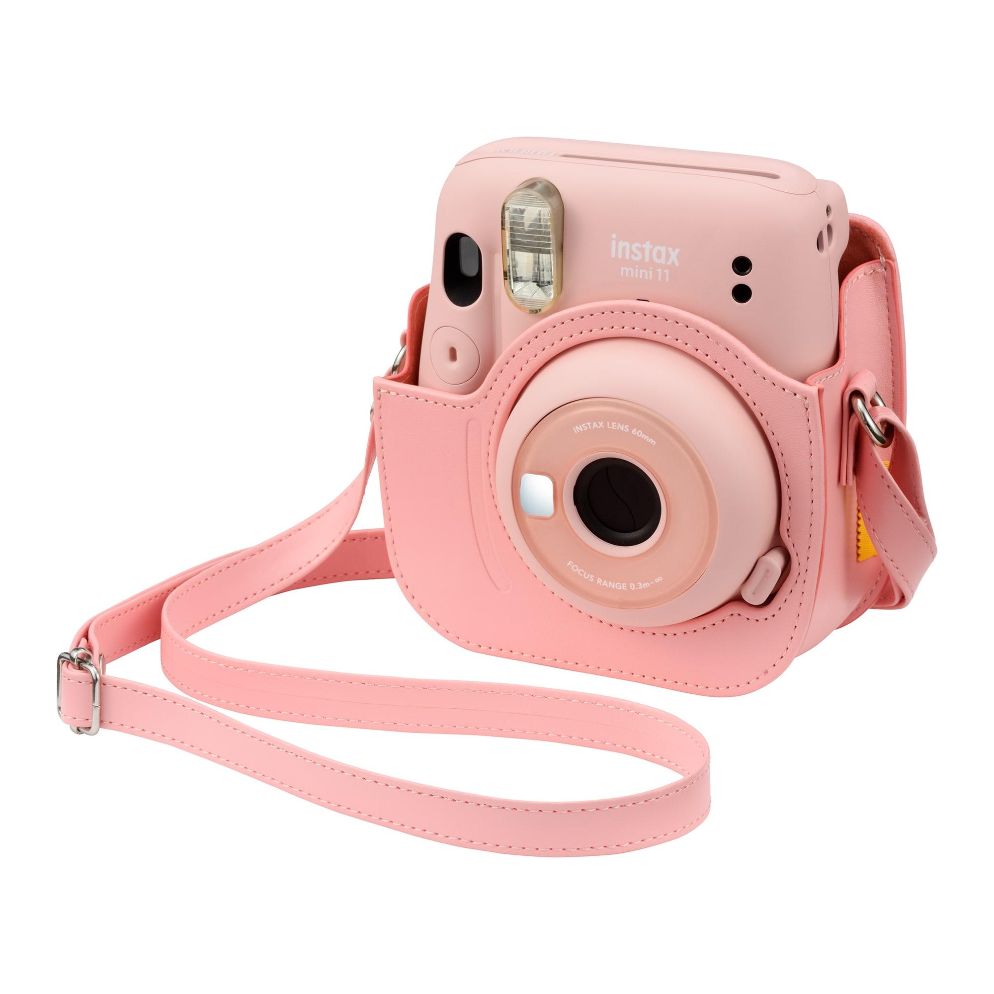 Fujifilm Instax Mini 11 Väska Blush-Pink
