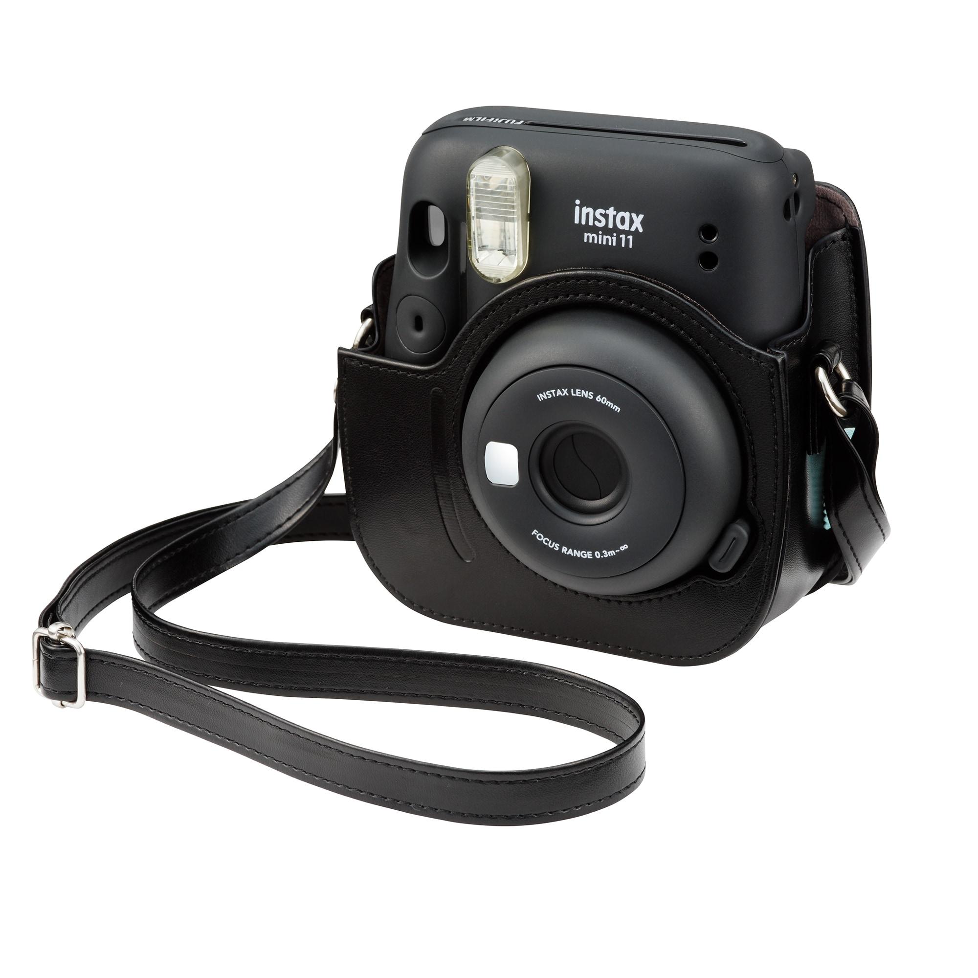 Fujifilm Instax Mini 11 Väska Charcoal-Grey