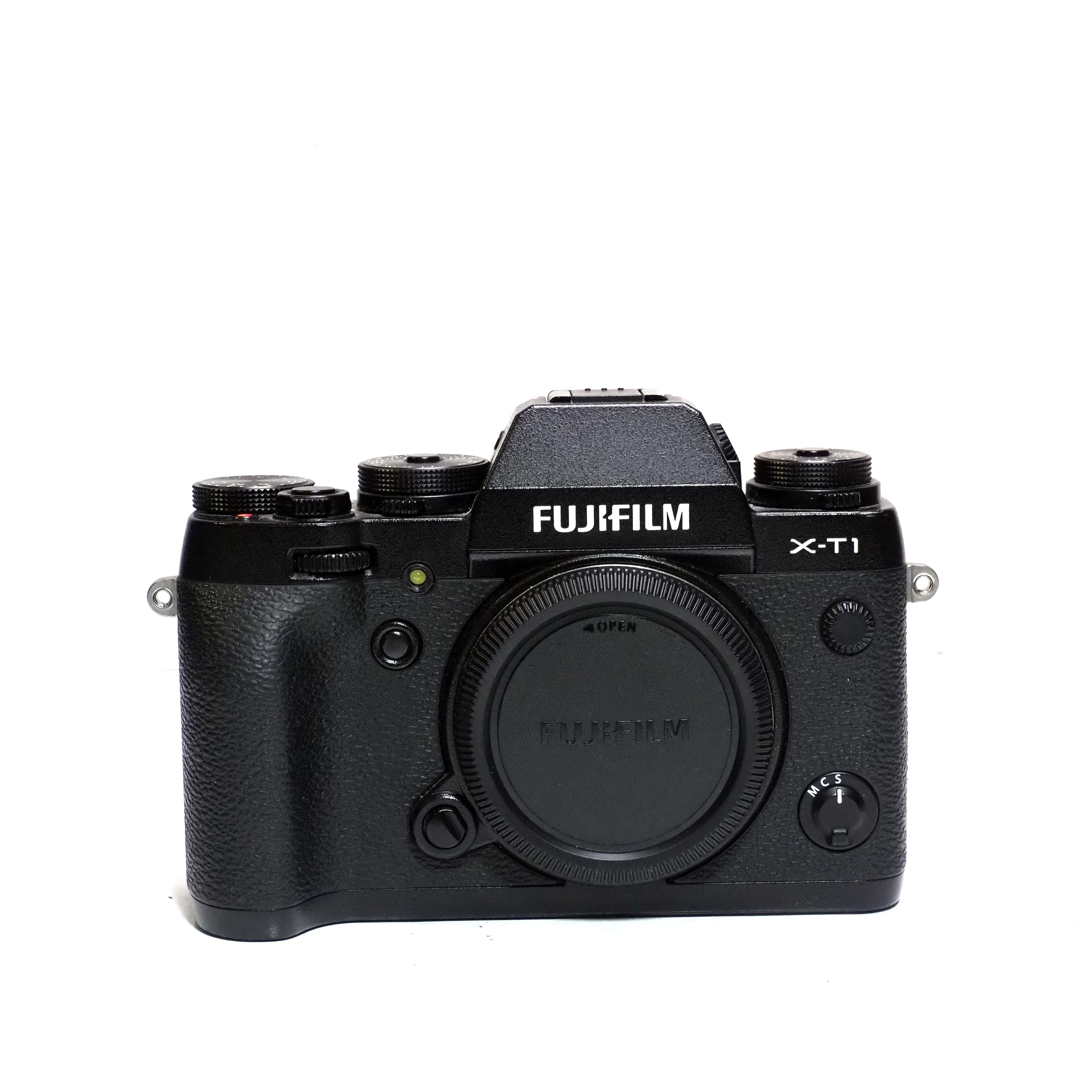 Fujifilm X-T1 kamerahus- BEGAGNAT