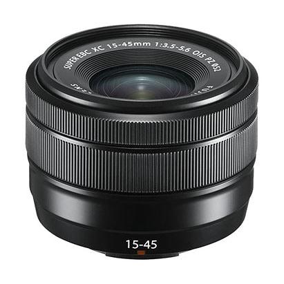 Fujifilm XC 15-45mm f/3.5-5.6 OIS PZ Svart - Bulk