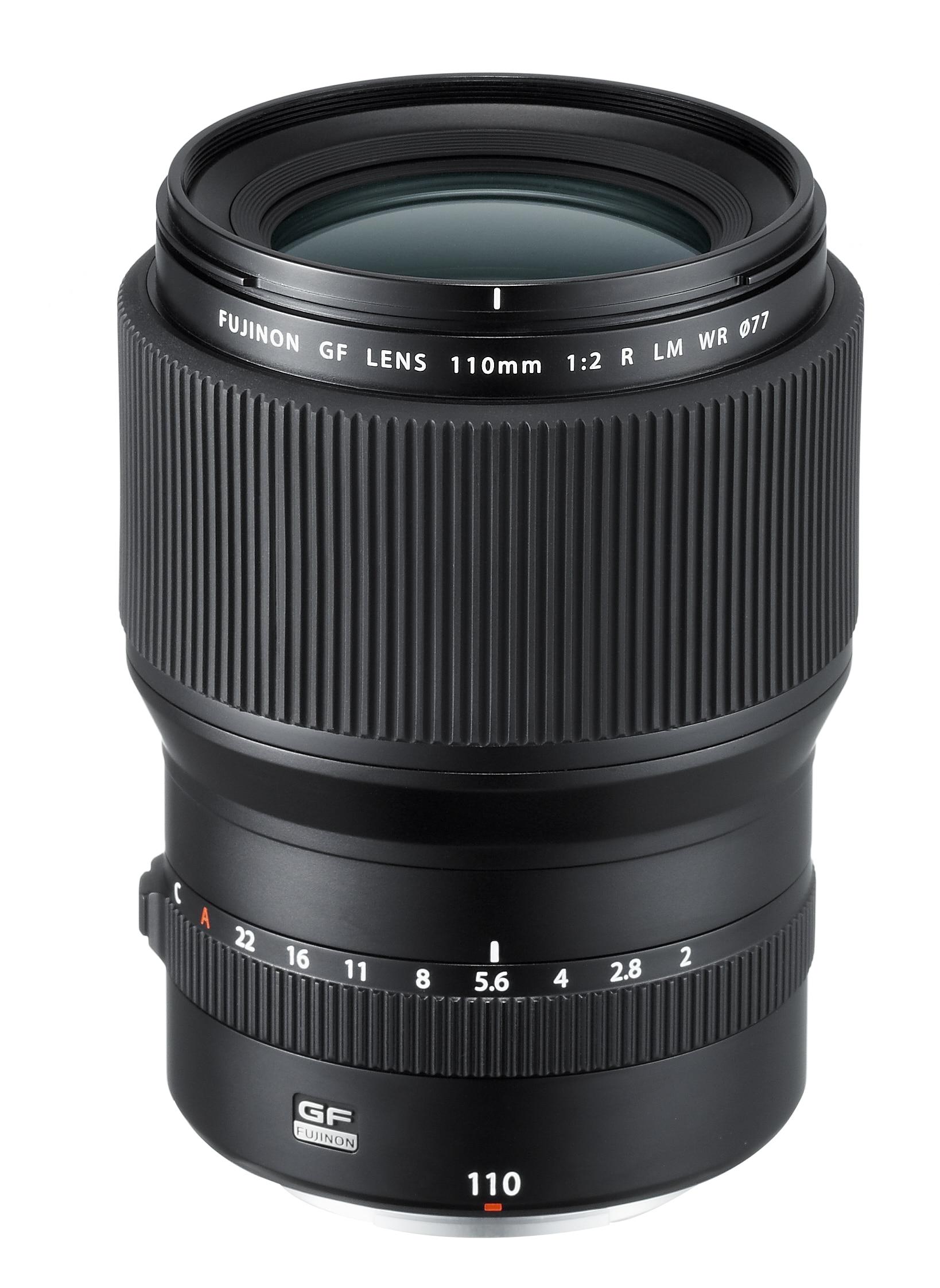Fujifilm GF 110mm f/2,0 R LM WR