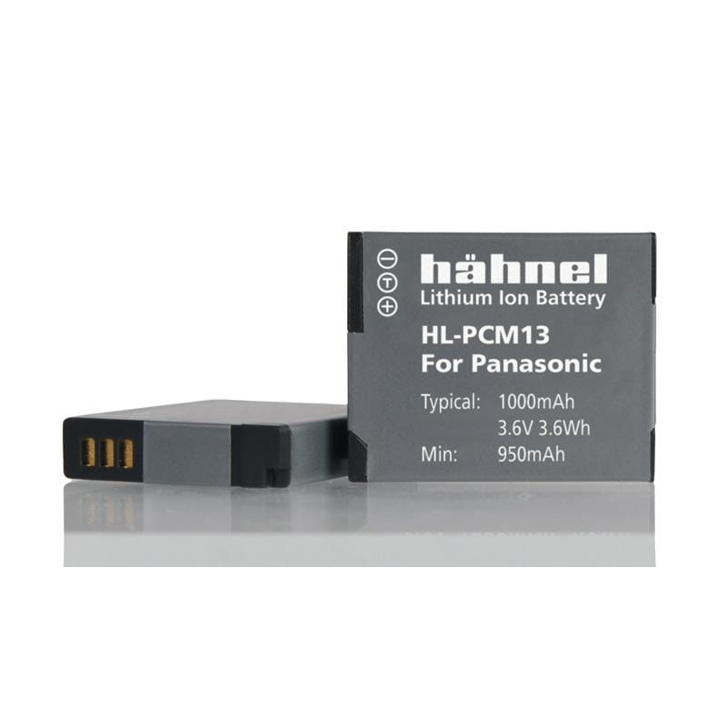 Hähnel DC BATTERY PANASONIC HL-PCM13