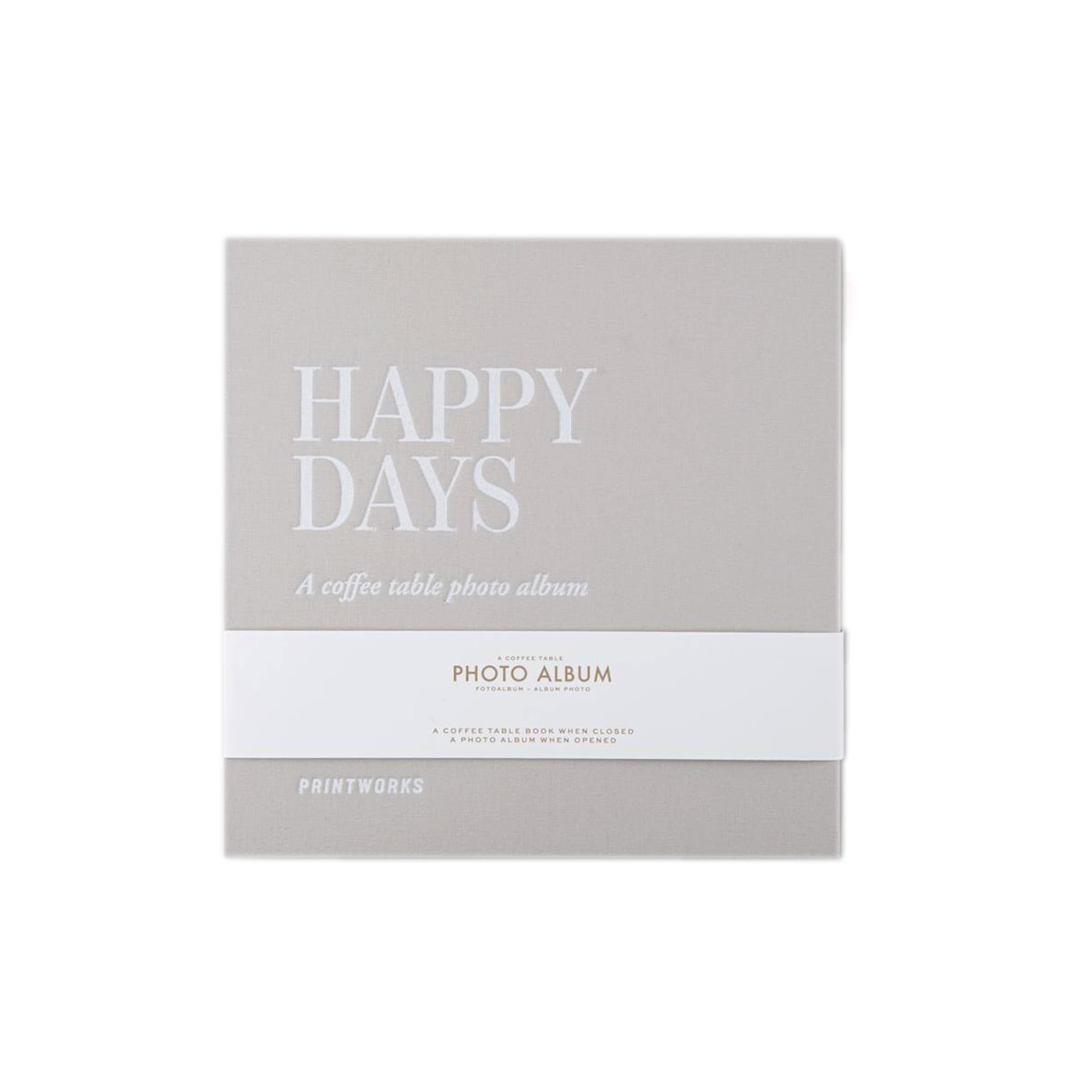 Printworks Fotoalbum Happy Days Small