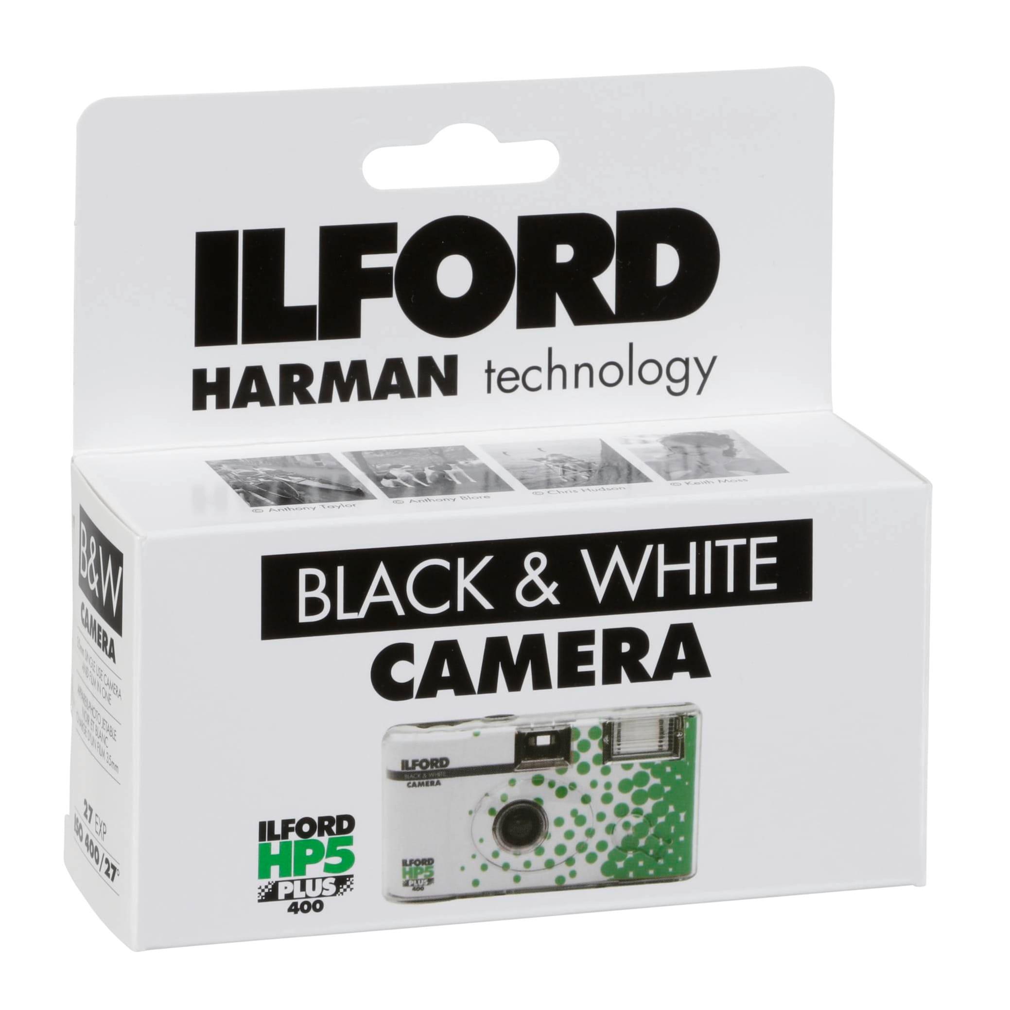 Ilford Engångskamera HP5 27 Bilder
