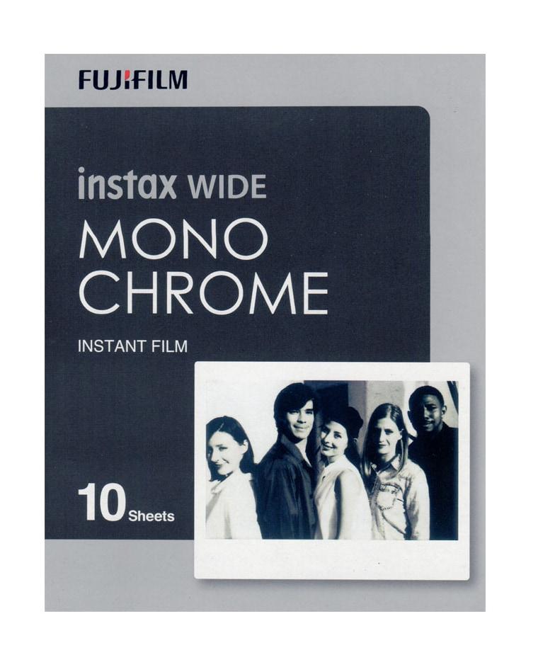 Fujifilm Instax Wide Monochrome 10 st