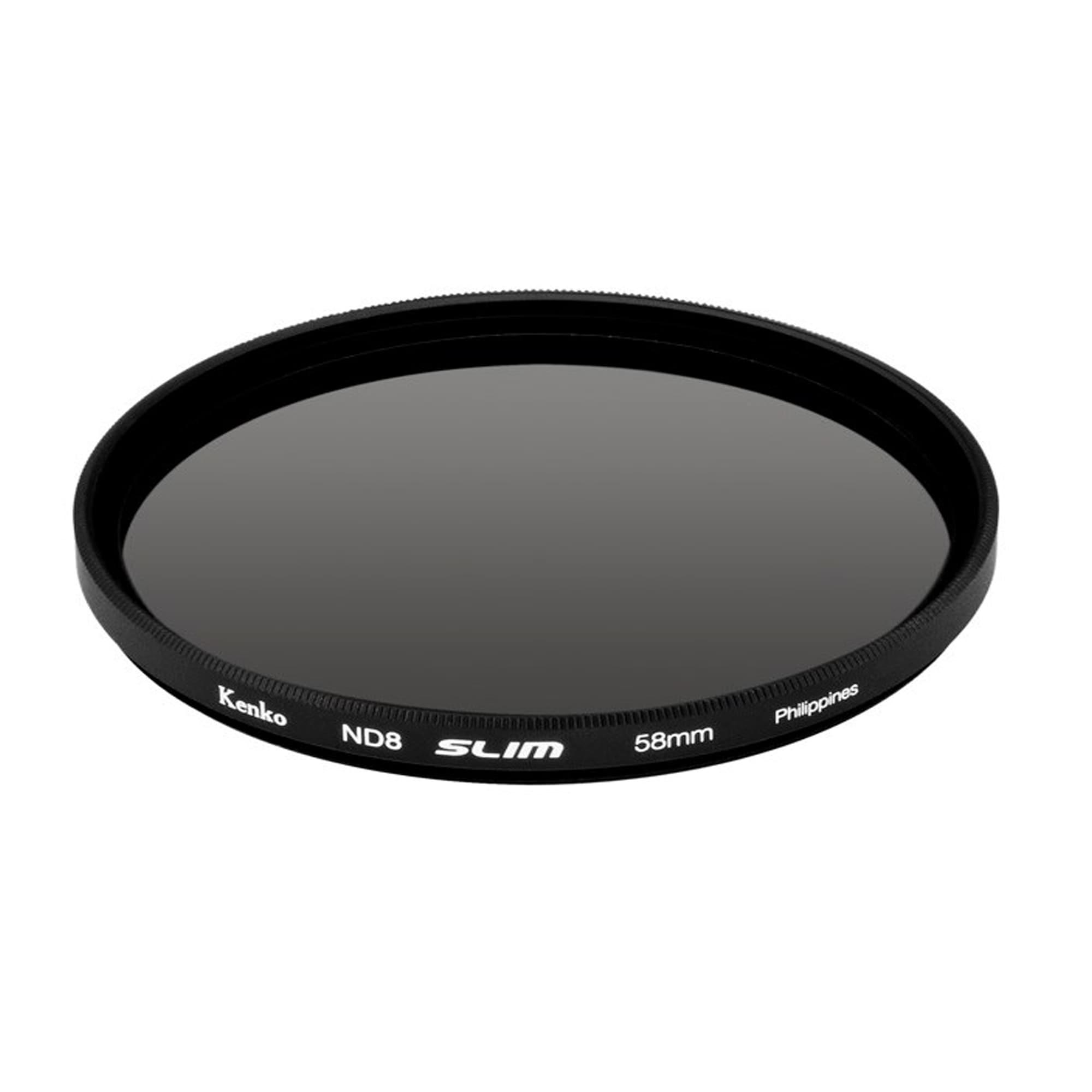 Kenko ND-filter MC ND8 58mm
