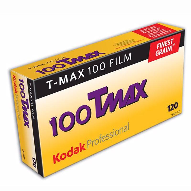 Kodak TMAX 100 120 1st