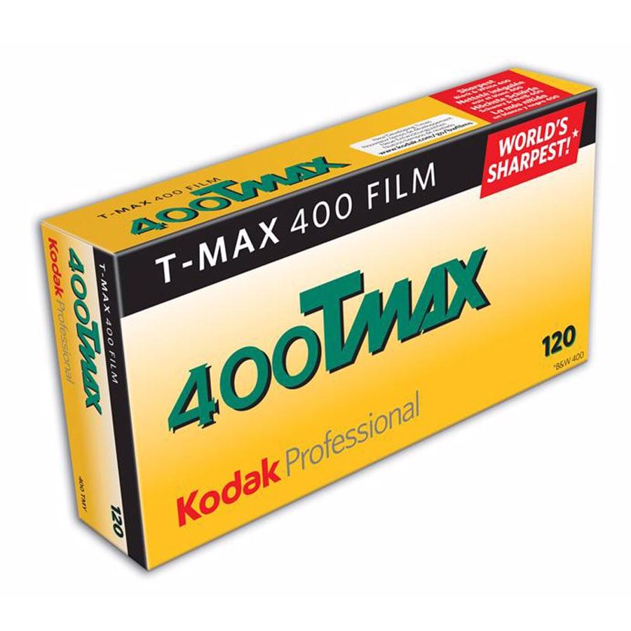 Kodak T-MAX 400 120 1st