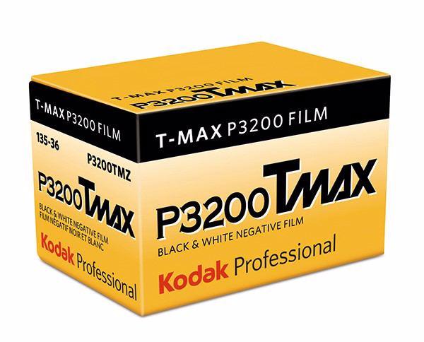 Kodak T-Max P3200 135/36