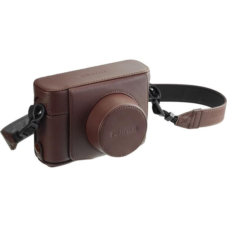 Fujifilm LC-X100F Brun