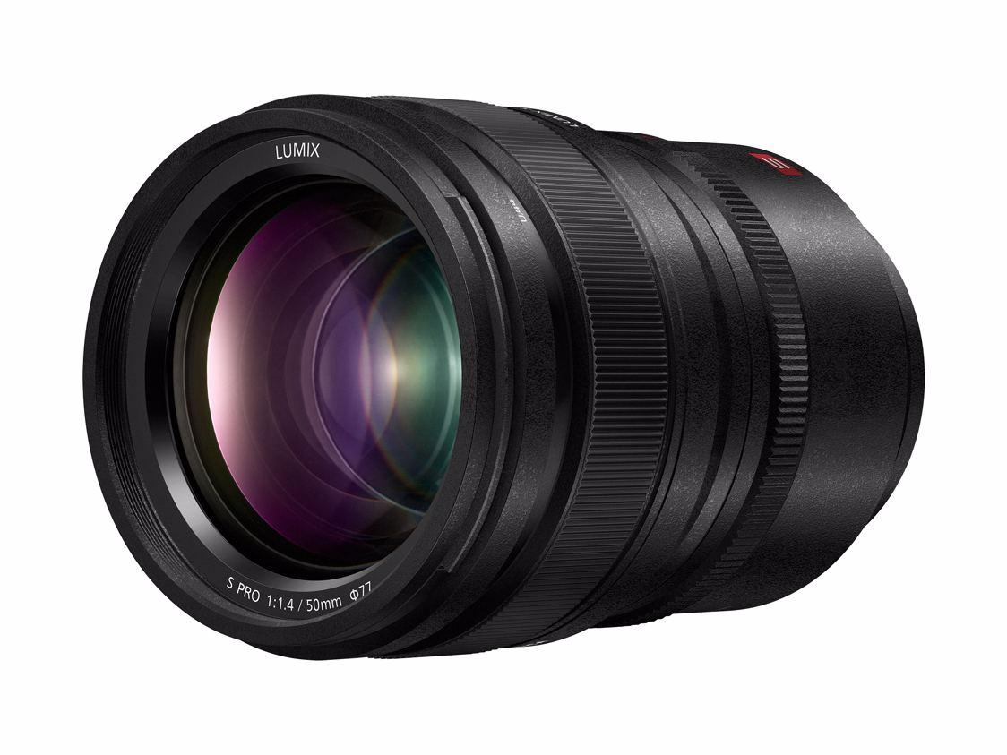 Panasonic Lumix S Pro 50mm F/1,4