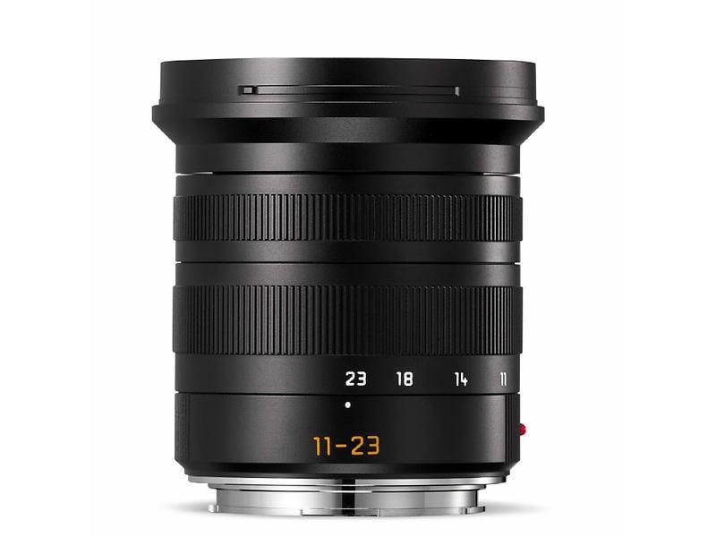 Leica TL 11-23mm f/3,5-4,5 ASPH Svart