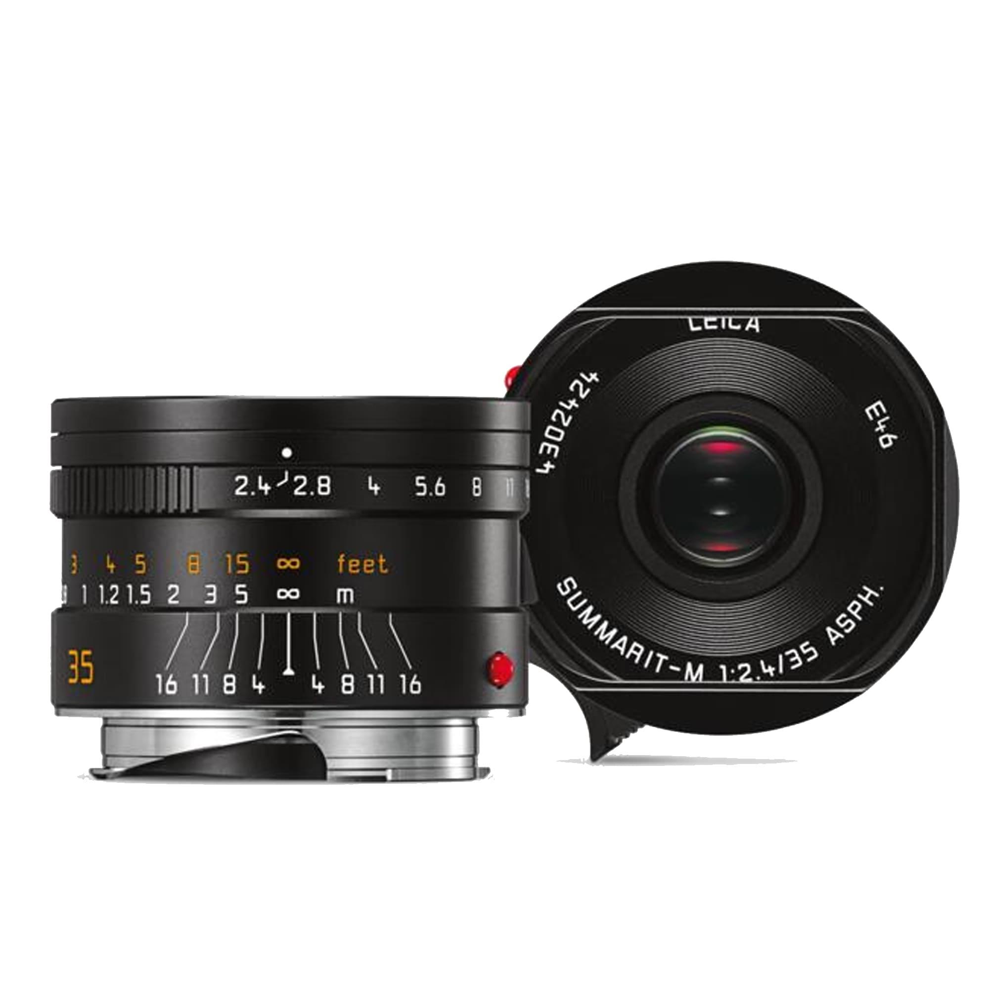 Leica Summarit M 35mm f/2,4 ASPH