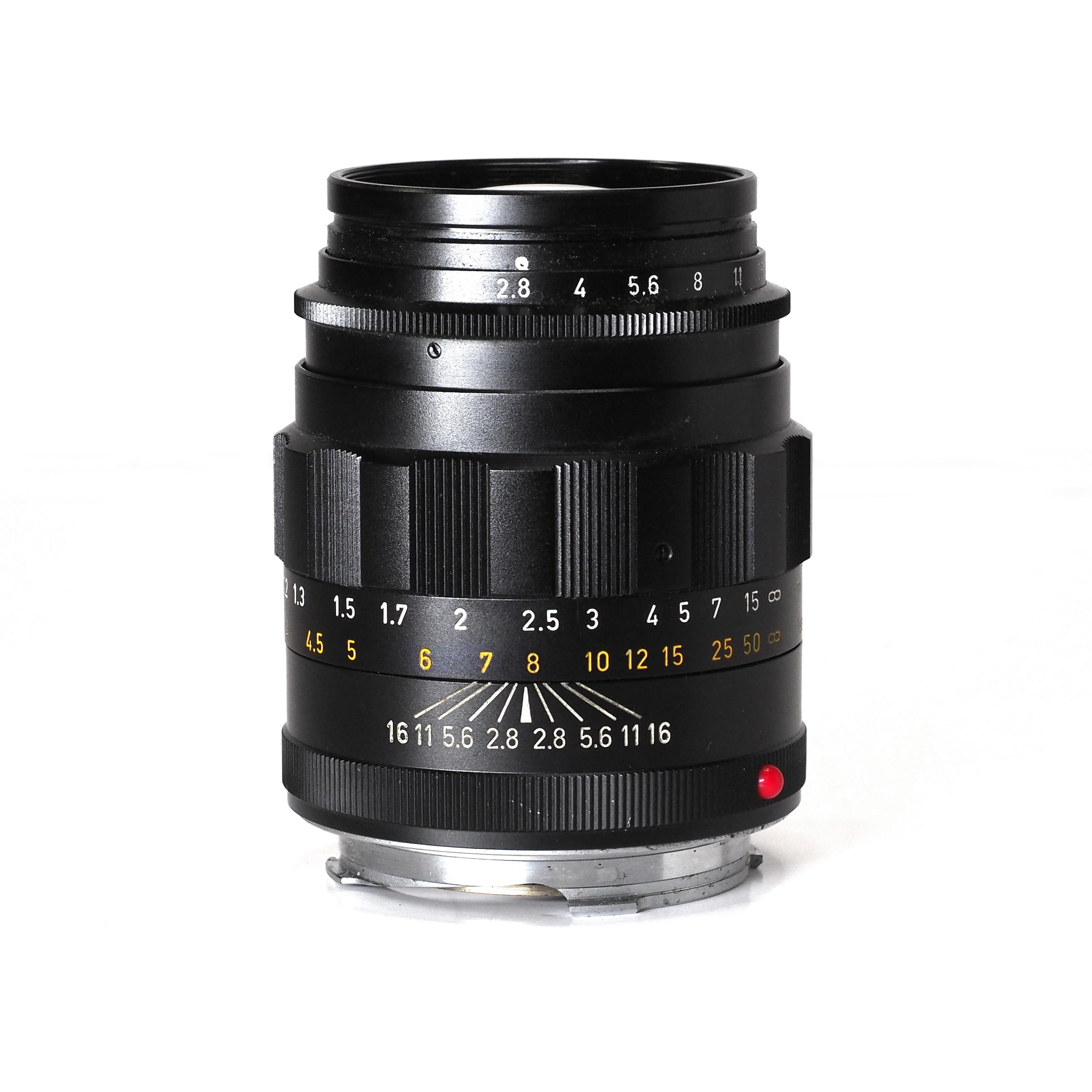 Leitz Tele-Elmarit 90mm f/2,8 - BEGAGNAT