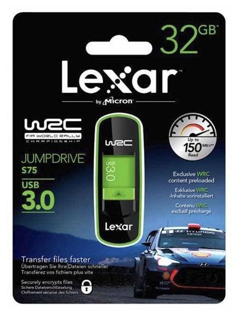Lexar Jumpdrive S75 32GB USB 3.0