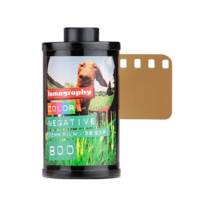 Lomography Color Negative 800 135/36 3-pack