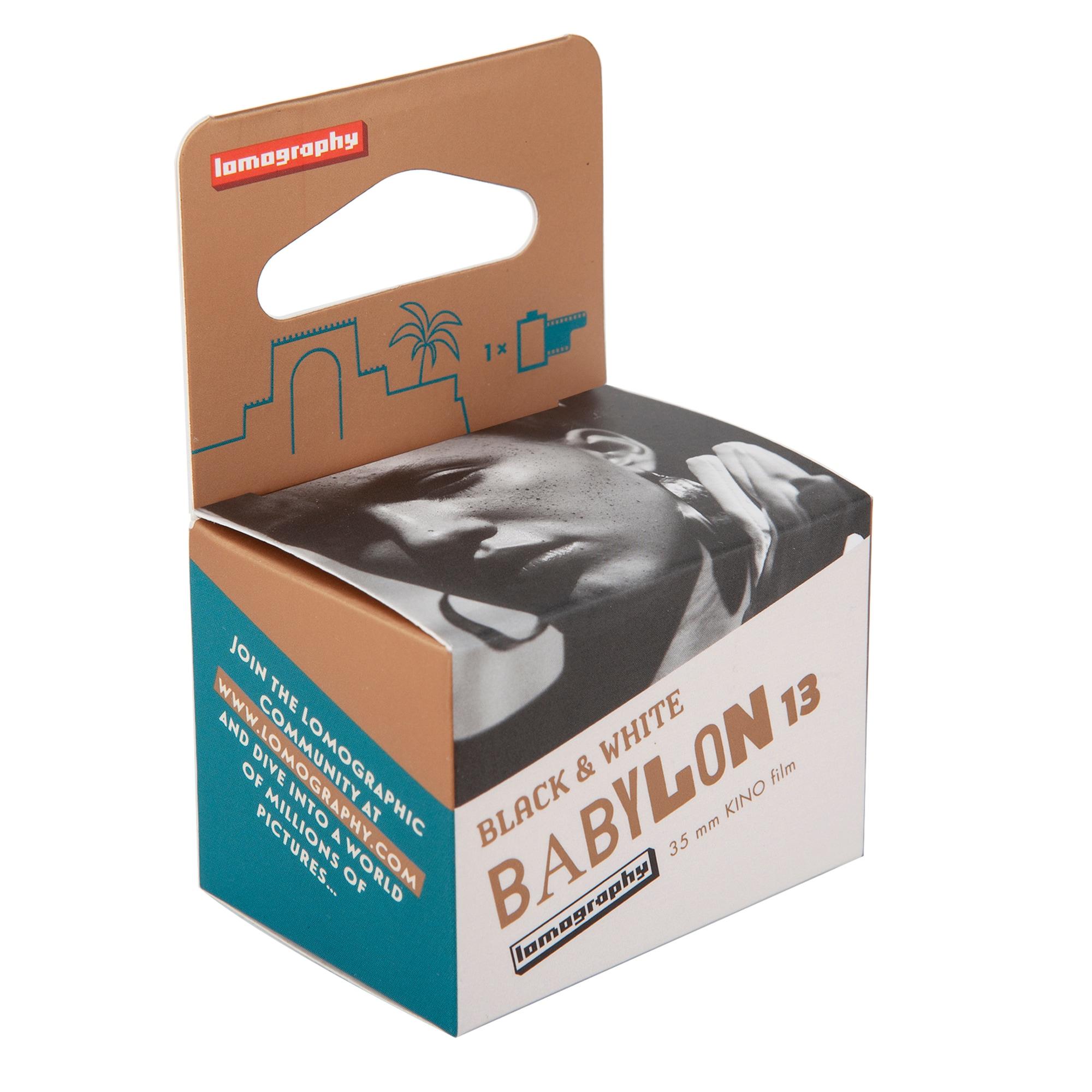 Lomography B&W Babylon 13 ISO 135/36
