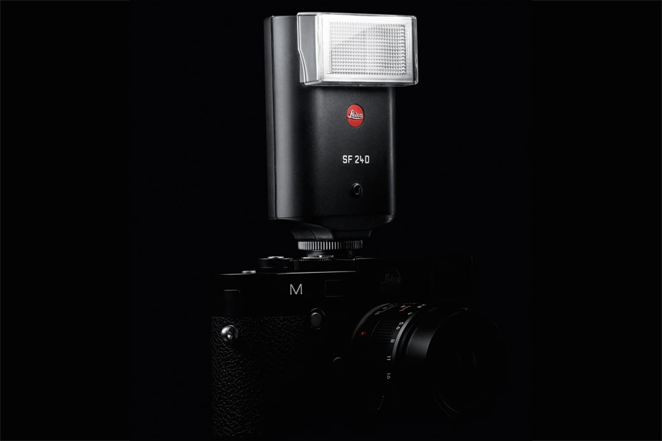 Leica SF 24 D flash