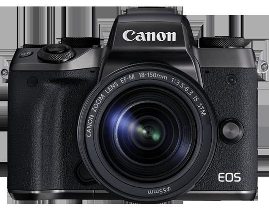 Canon EOS M5 + 15-45