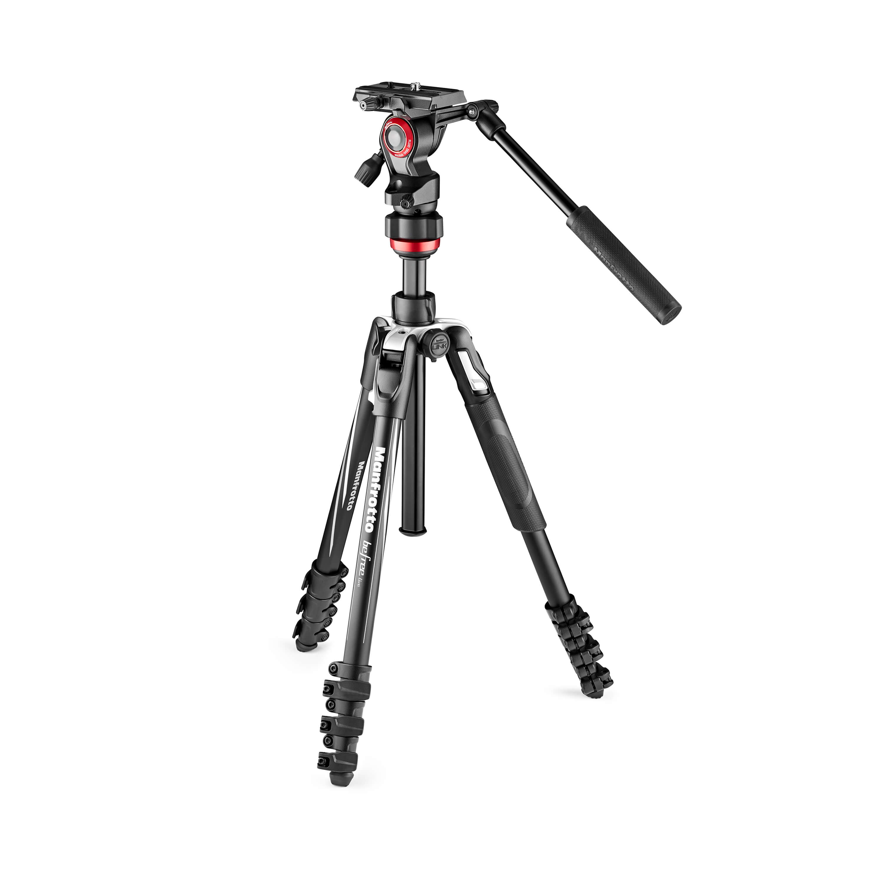 Manfrotto Stativkit Video Befree Live