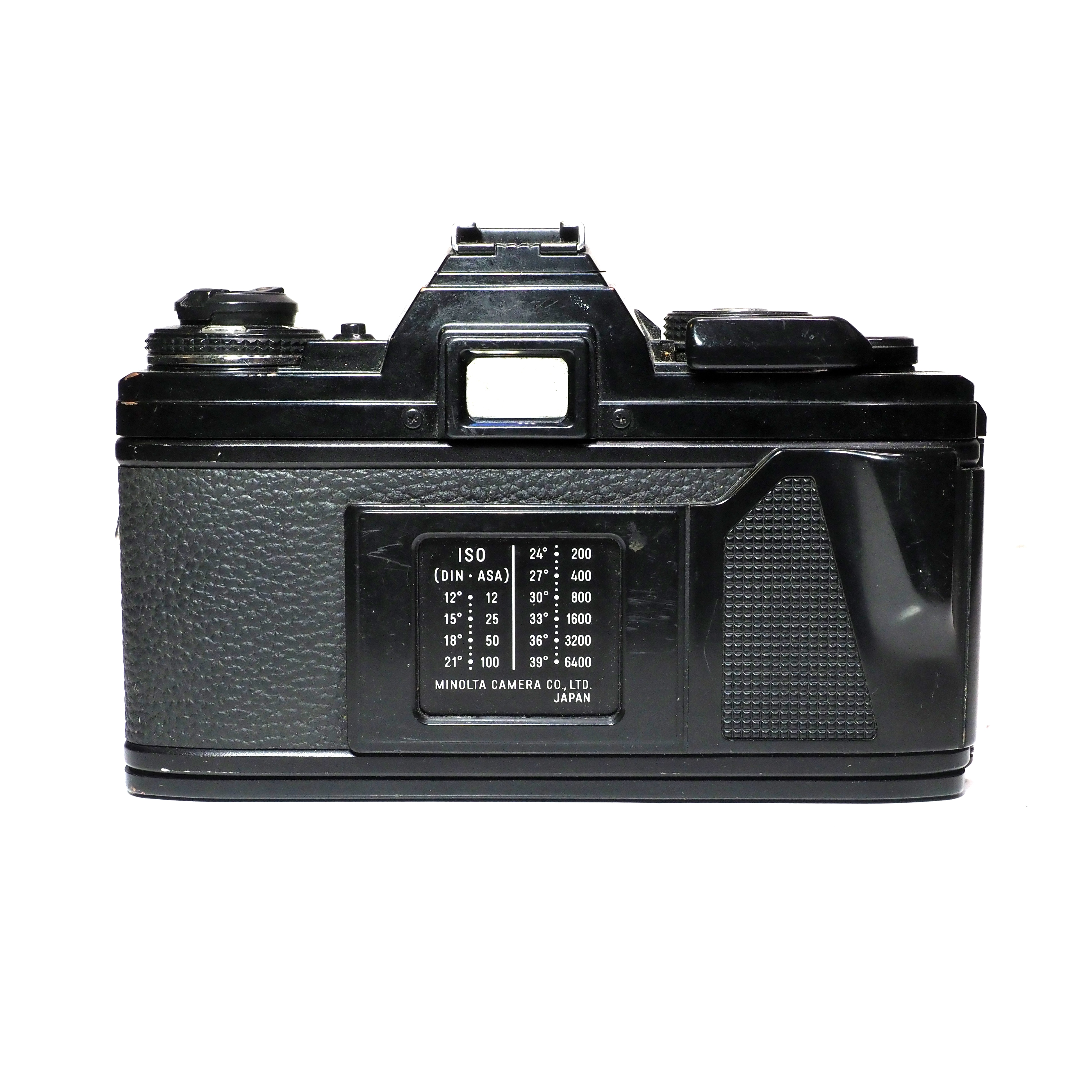 Minolta X-700 inkl MD 50mm F/2 - BEGAGNAT