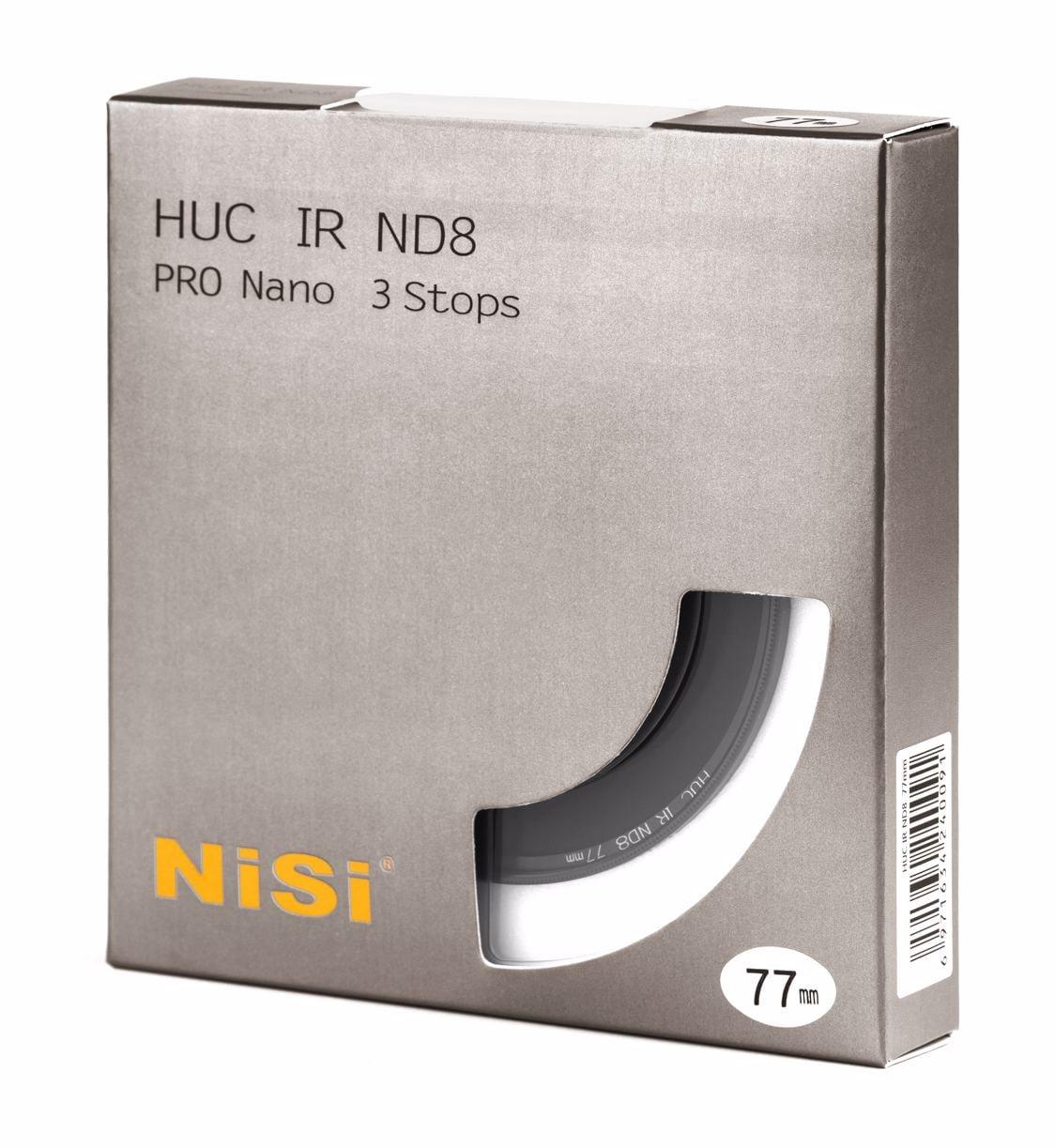 Nisi IRND8 PRO NANO HUC 77MM