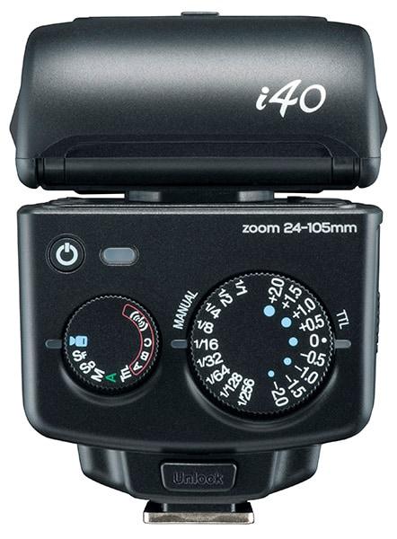 Nissin I40 För Sony