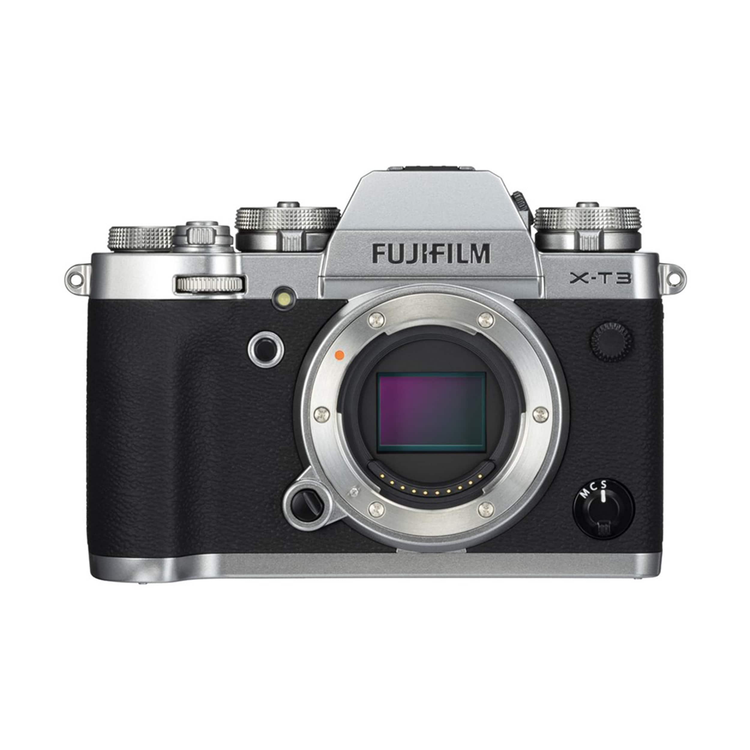 Fujifilm X-T3 Kamerahus Silver