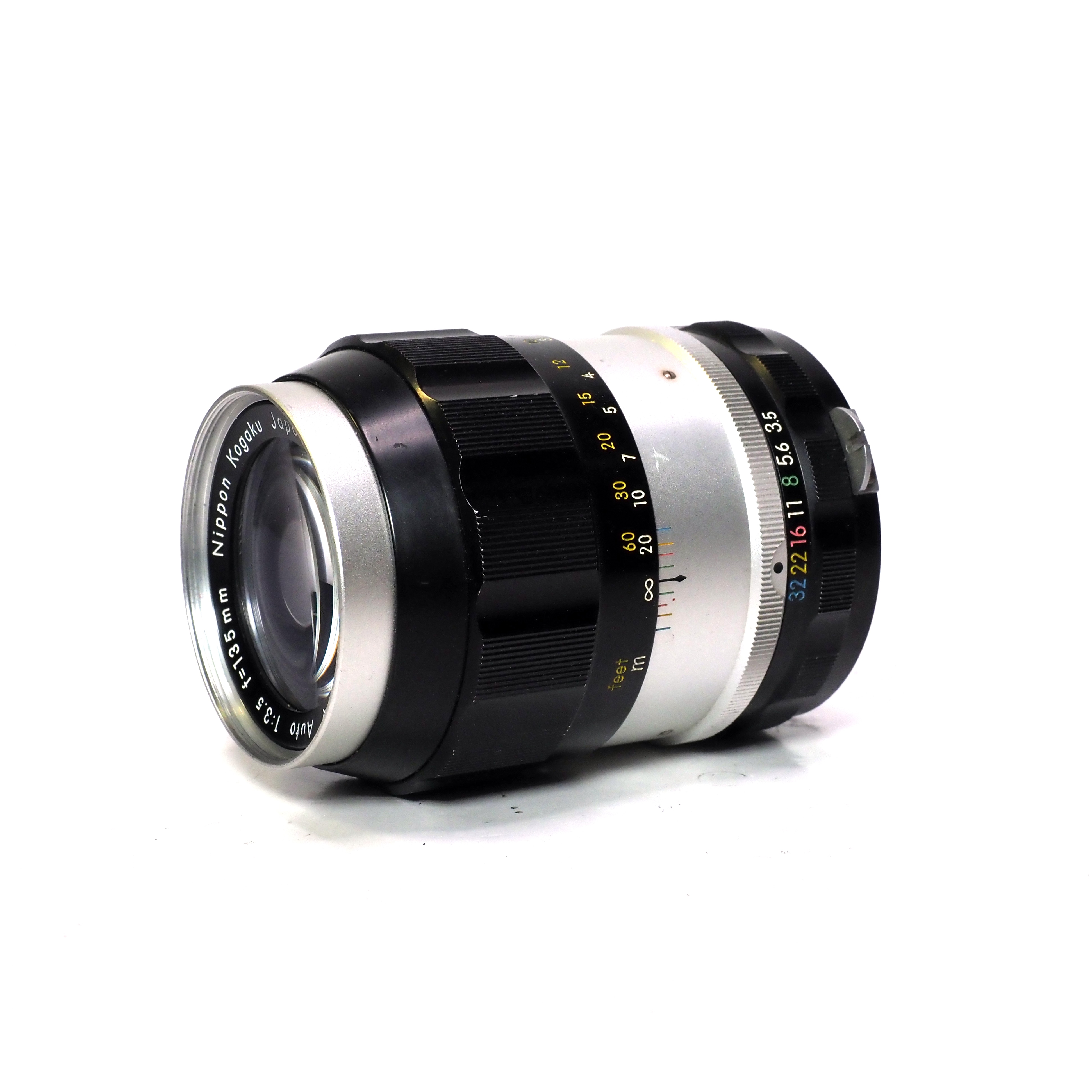 Nikon NIKKOR-Q 135mm f/3,5 - BEGAGNAT