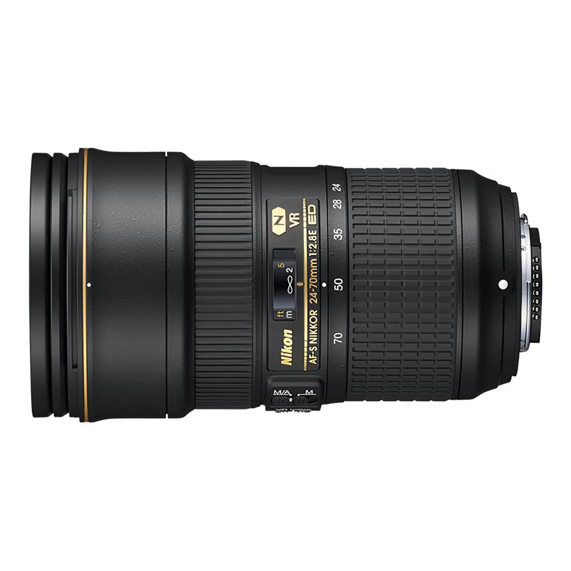 Nikon 24-70 f/2,8 ED VR